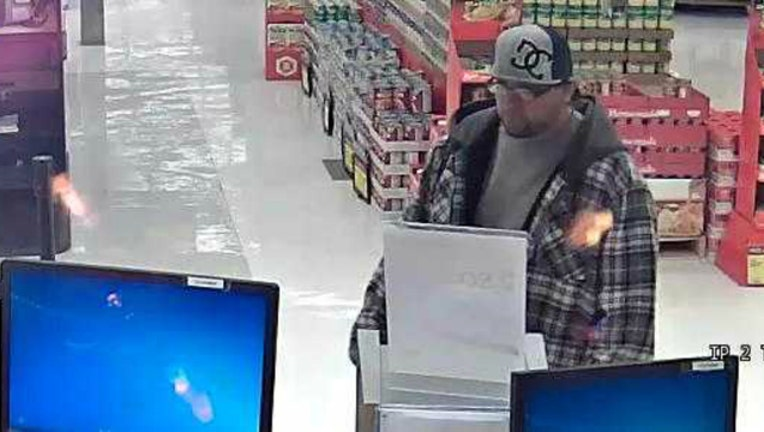 Bank robber in Streamwood