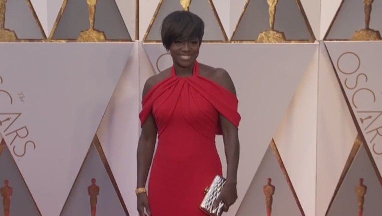 34cfd589-Actress Viola Davis won an Oscar for her role in Fences