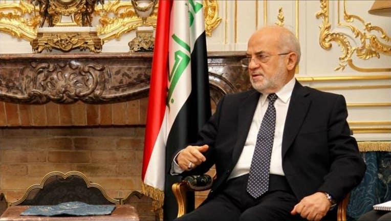 39a41341-Iraqi ambassador Ibrahim al-Jaafari