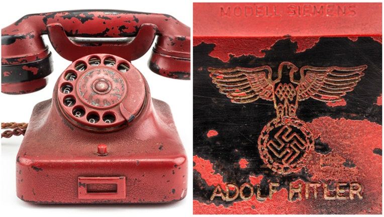 Hitler's phone up for auction