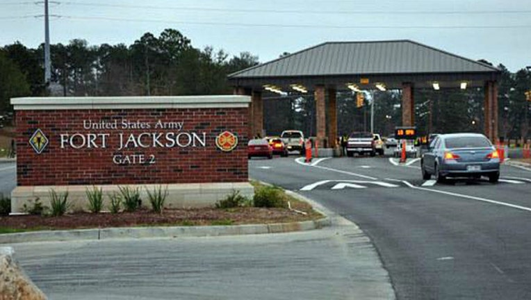 40f7b007-Fort Jackson, South Carolina