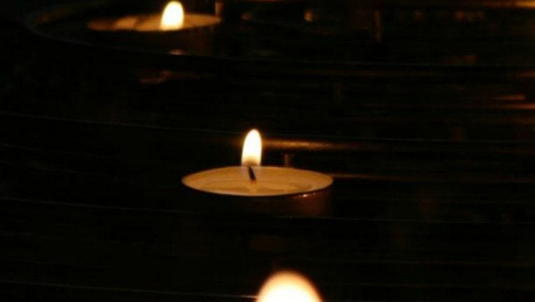 457e87fe-Candle stock image