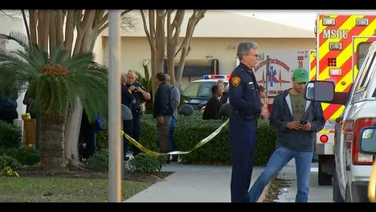 45939817-Shooting at mall in San Antonio Texas