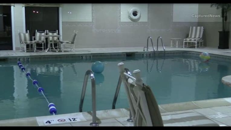 Girl drowns at DoubleTree hotel in Alsip - image from Captured News