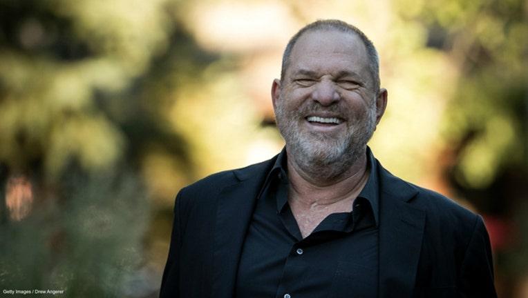 GETTY Harvey Weinstein