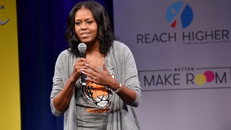 Michelle Obama (GETTY IMAGES)-401720