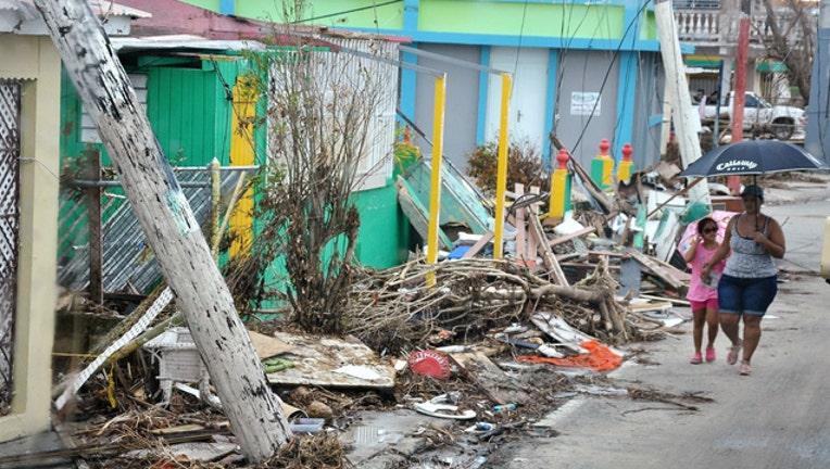534bf03e-Hurricane Maria damage in Puerto Rico