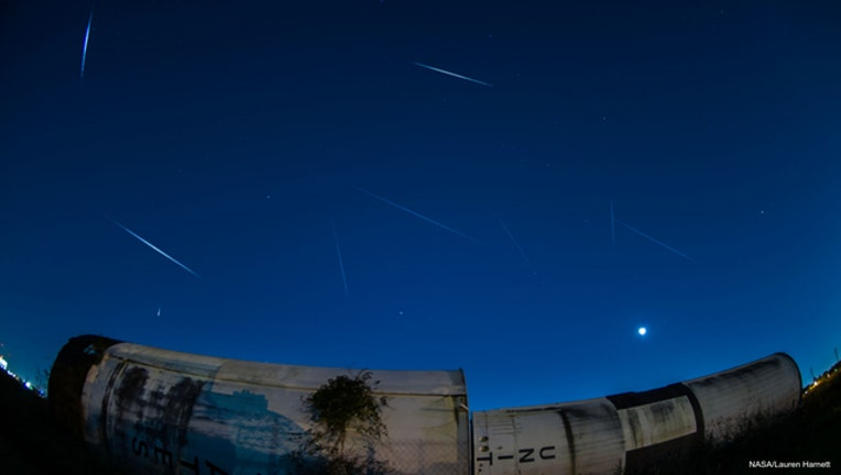 55fecb0c-Geminid meteor shower