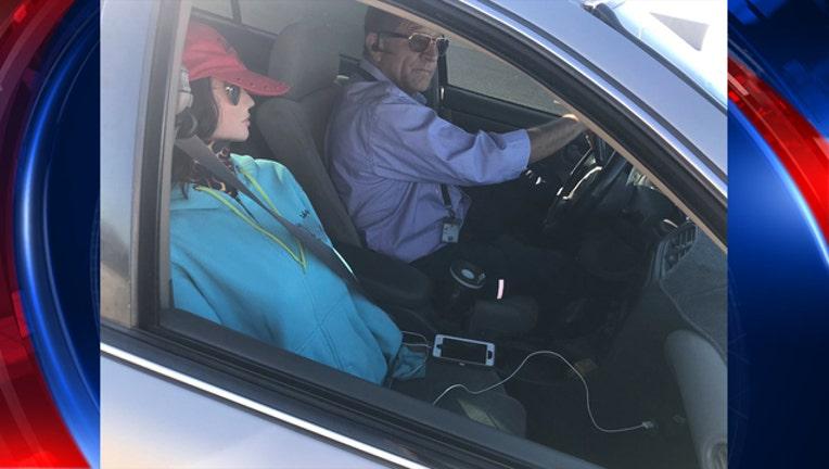 5cc9d2b0-KSAZ Driver with Dummy Passenger 042419-408200