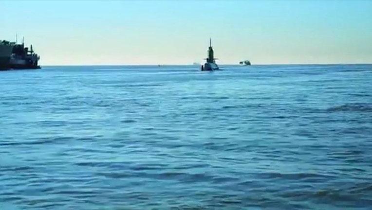 6424365d-The ARA San Juan submarine is missing.