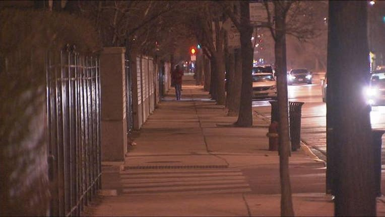 Carjacking in Chicago's South Loop