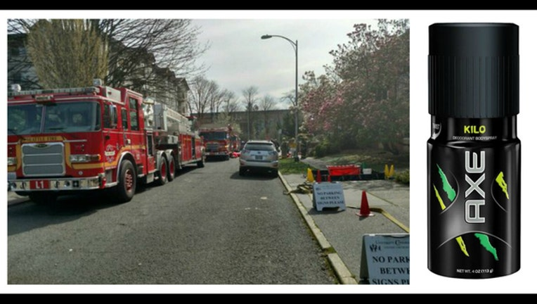 6f8e7236-Axe body spray causes entire building to be evacuated