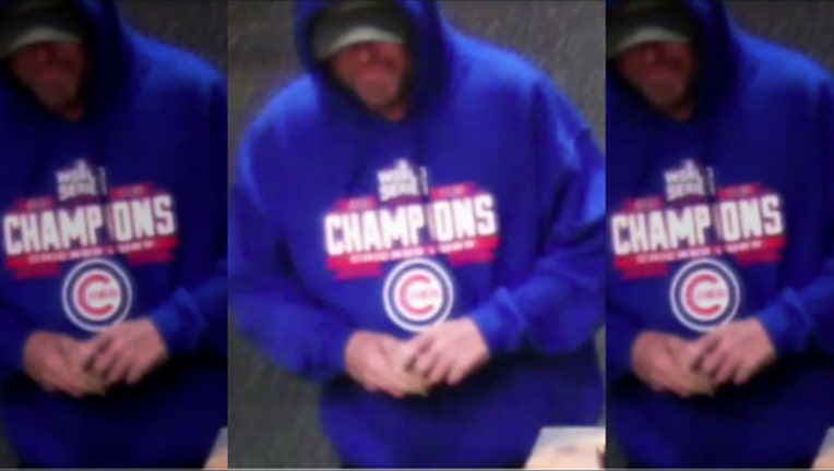 Man accused of robbing First Merit bank in Willow Springs