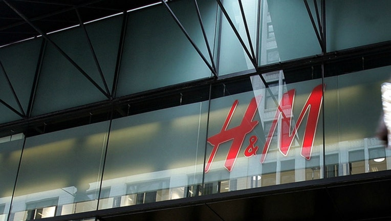 GETTY Stock image of H&M store in Chicago