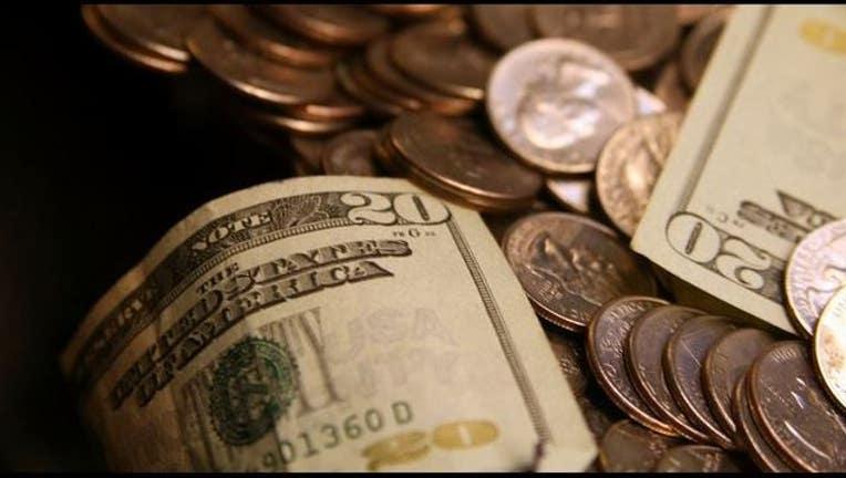 20-bill-money-change
