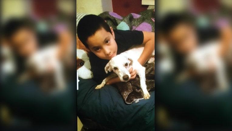 9-year-old Gustavo Garcia was shot dead in Chicago on Friday night