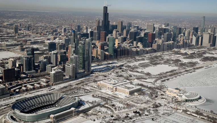 Cook County reports 50th cold-related death this season