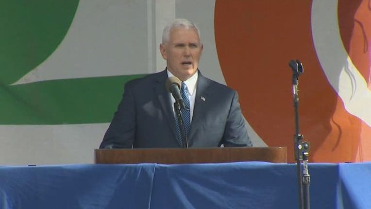 Vice President Mike Pence March For Life 012717-401720