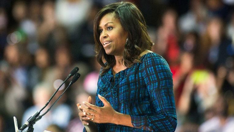 GETTY Michelle Obama 110918-401720