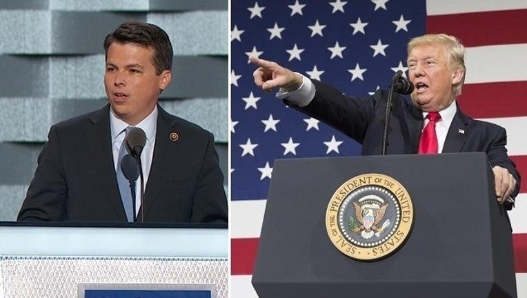 a73c5def-Rep Brendan Boyle and President Donald Trump-401096