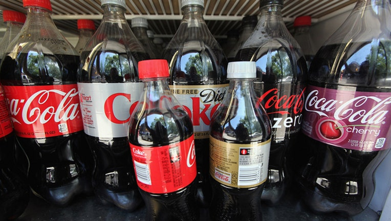 GETTY IMAGES diet soda-401385