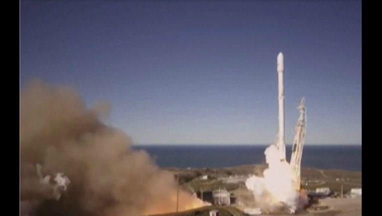 c845e690-SpaceX Rocket Launch