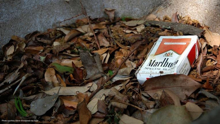 cd76787a-Marlboro cigarette stock photo by Flickr user Steve Snodgrass