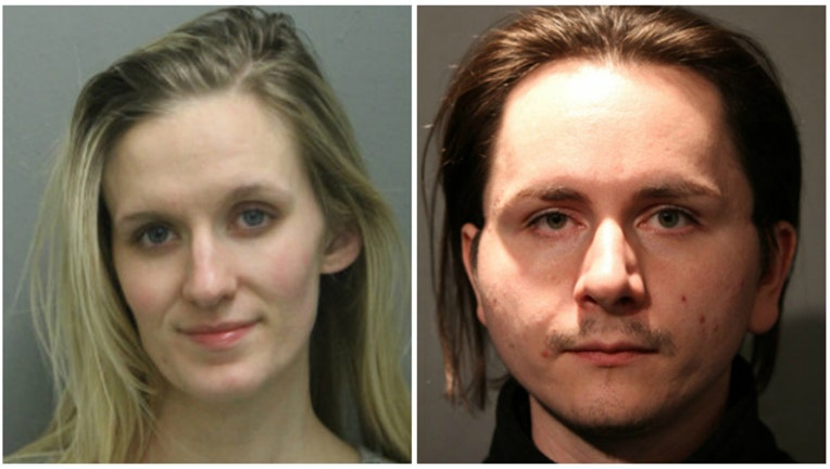 d4bdccf4-CPD says Katie Mager and Ryan Reiersgaard lied about being  robbed on Lower Wacker