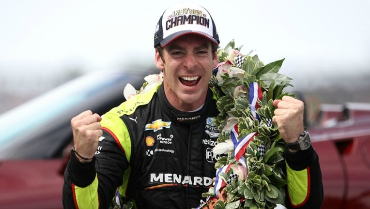 d61be947-GETTY Simon Pagenaud Indy 500 winner