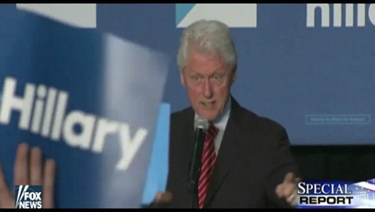 Bill Clinton Vs Protestors 6-401096.jpg