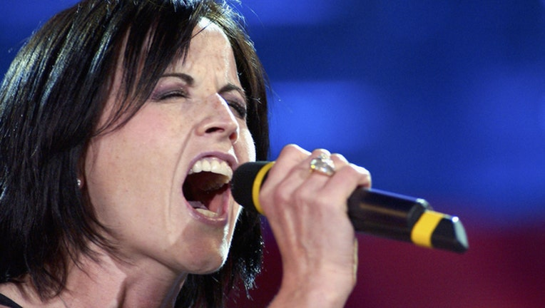 Dolores O'Riordan (GETTY IMAGES)-401720