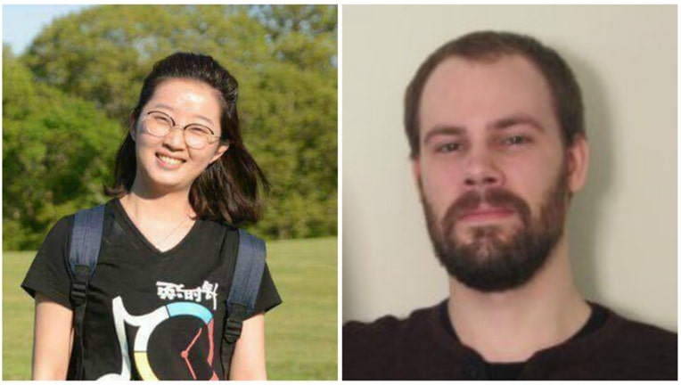 The FBI says that Yingying Zhang was kidnapped and murdered by Brendt Christensen