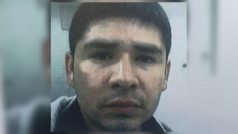 Greyhound bus suspect Margarito Vargas-Rosas