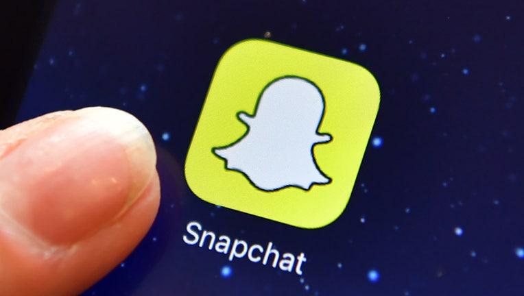 Snapchat Ad Logo (GETTY)-408200