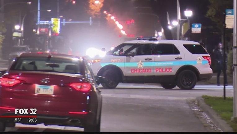 chicago police car 23