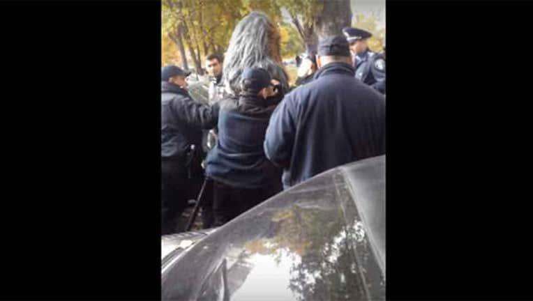 'Chewbacca' Arrested in Ukraine-402970