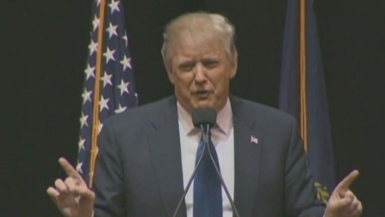 Donald Trump file photo-402970