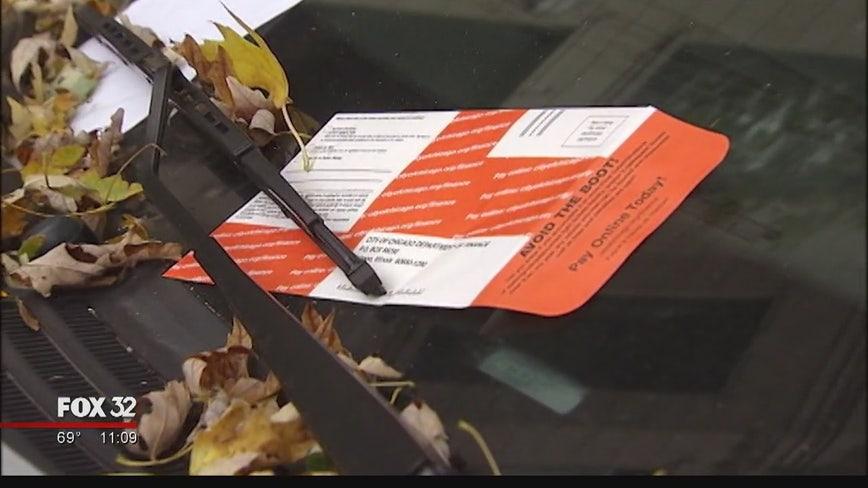 Man charged with threatening to shoot parking ticket writers