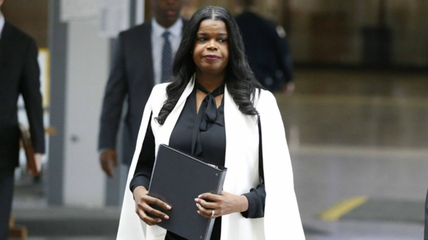 Kim Foxx's office dismissed more than 25,000 felony cases: report