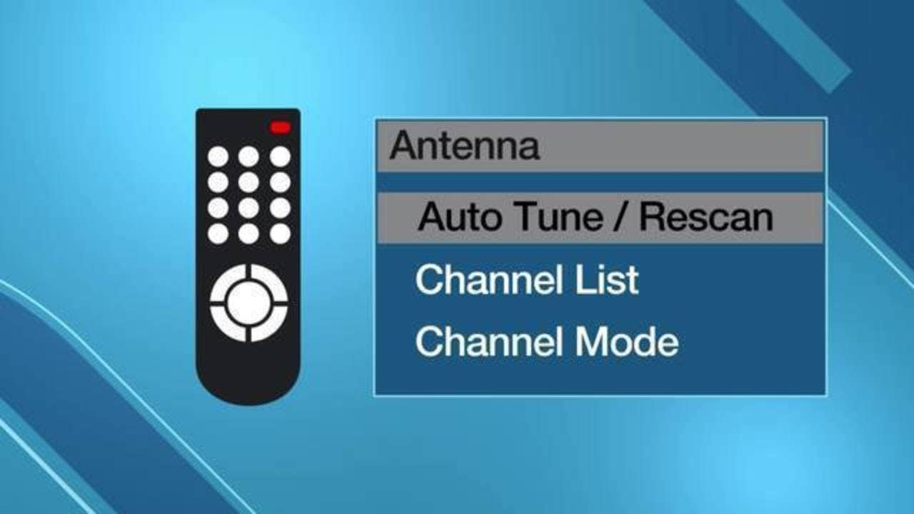 How to Rescan Your TV