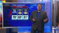 Chicagoland 7 a.m. weather: Sept. 15, 2019