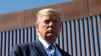 President Trump calls new border wall a 'world-class security system'