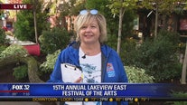 15th annual Lakeview Festival of the Arts held this weekend