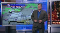 9 p.m. forecast for Chicagoland on Sept. 14
