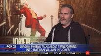 Joaquin Phoenix talks about playing iconic 'Joker' role