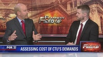 Flannery Fired Up: Crackdown on guns, gangs and Illinois corruption; CTU strike; Larry Yellen retires