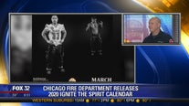 Chicago Fire Department releases 2019 Ignite the Spirit calendar