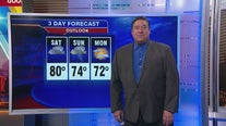 Chicagoland 7 a.m. weather: Sept. 21, 2019