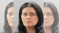 Woman charged with killing 75-year-old man, torching house