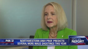 Expect several more massing shootings this year, Chicago professor says